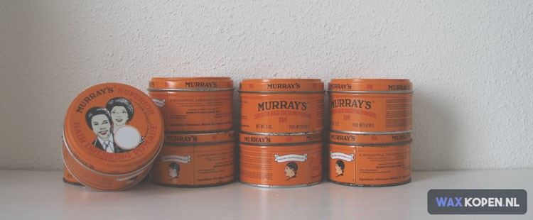 Murrays Review Haarwax